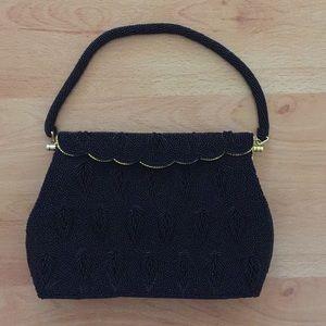 Beaded vintage evening purse